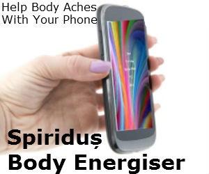 Spiridus Help Body Aches